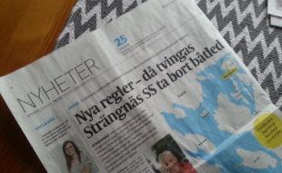 strangnastidning